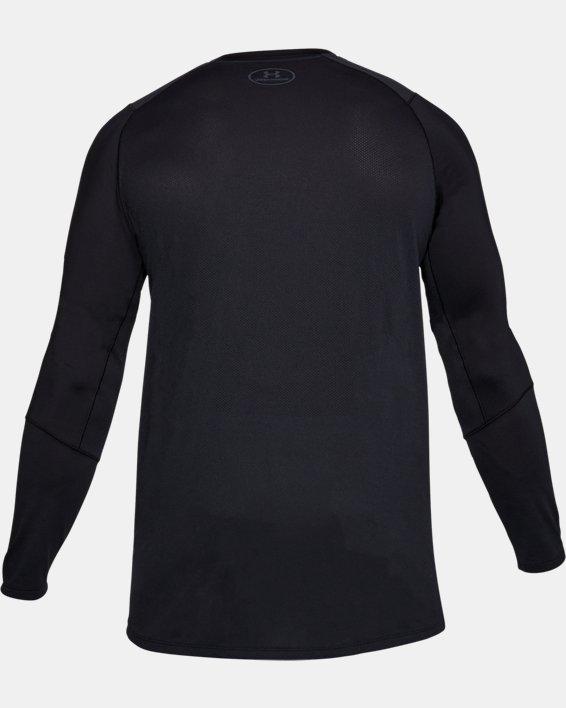 Men's UA MK-1 Long Sleeve, Black, pdpMainDesktop image number 4