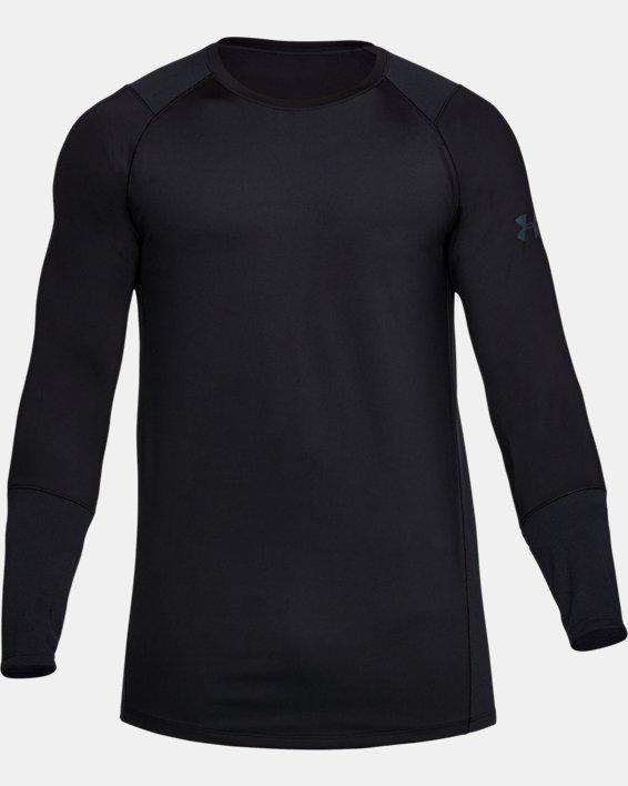 Men's UA MK-1 Long Sleeve, Black, pdpMainDesktop image number 3
