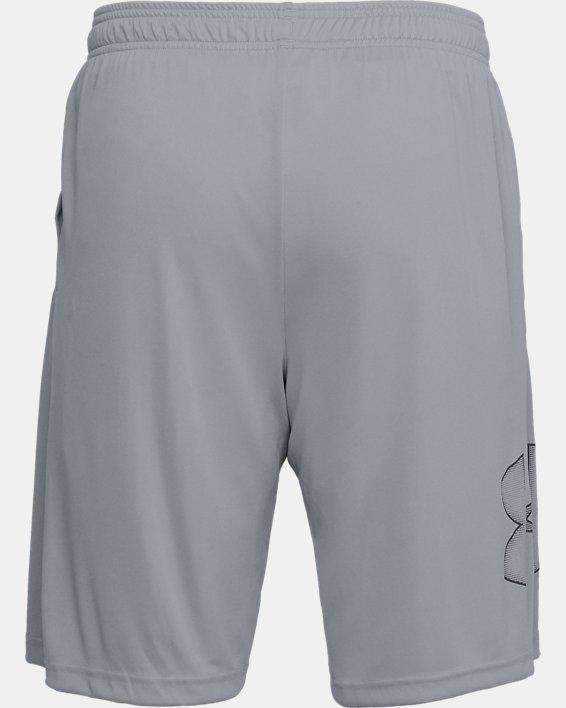 Men's UA Tech™ Graphic Shorts, Gray, pdpMainDesktop image number 4