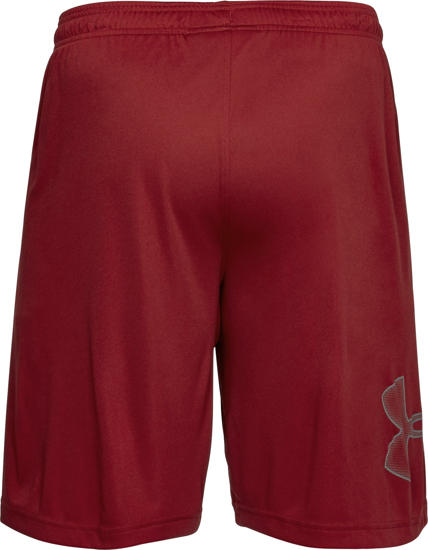Men's UA Tech™ Graphic Shorts, RAPTURE RED, undefined