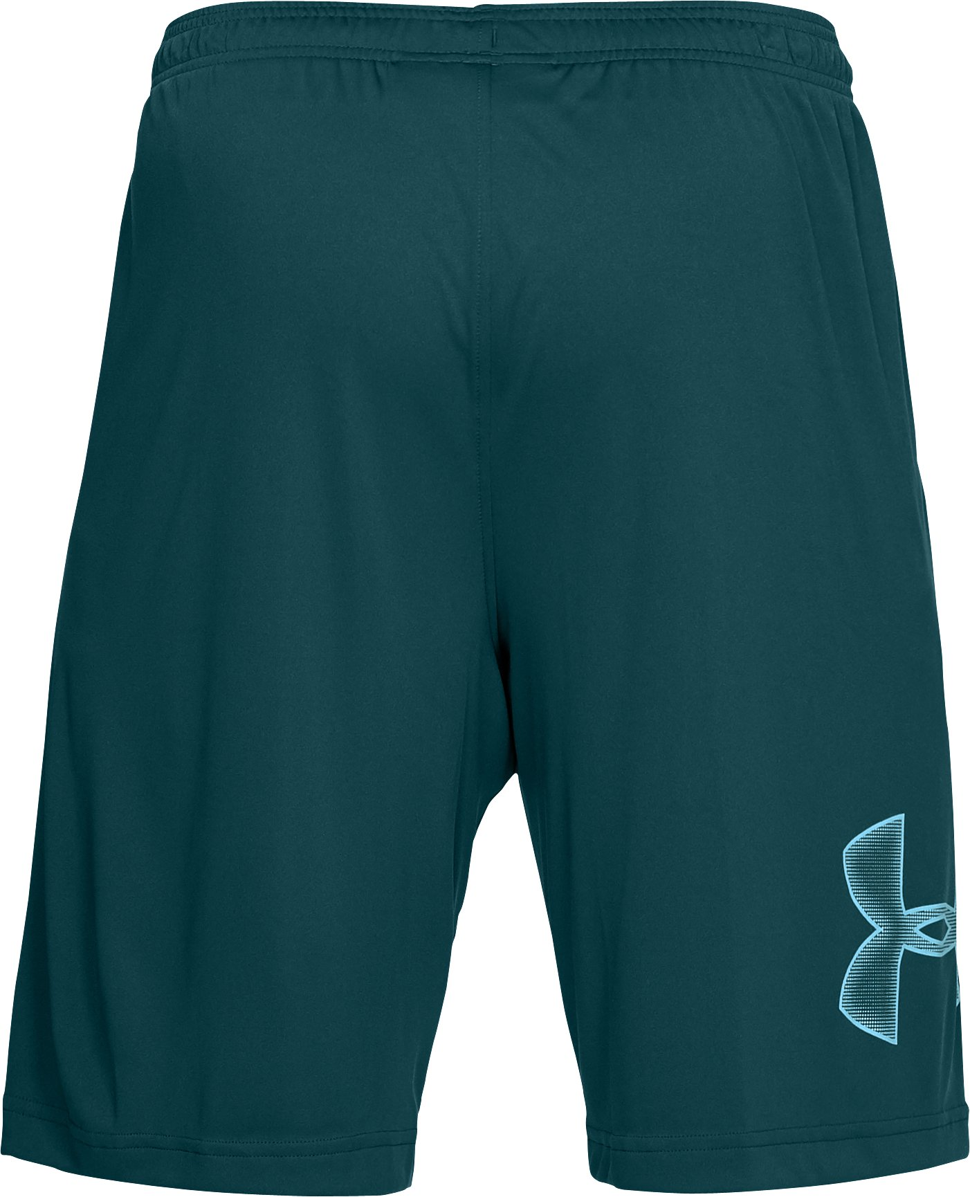 Men's UA Tech™ Graphic Shorts, TOURMALINE TEAL,