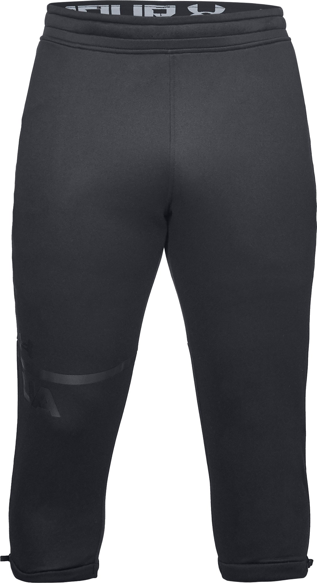 Men's UA MK-1 Terry ¾ Pants, Black ,