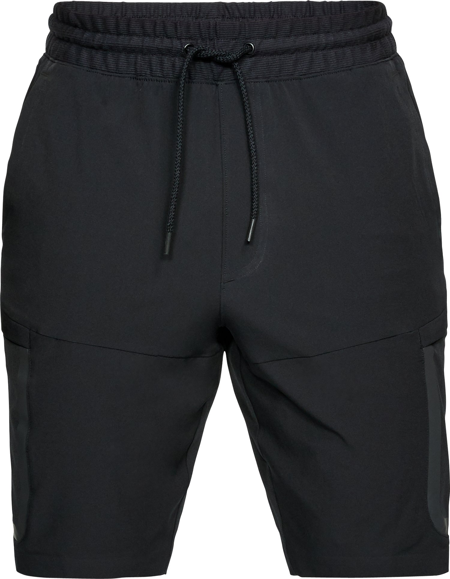 Men's UA Sportstyle Elite Cargo Shorts, Black ,
