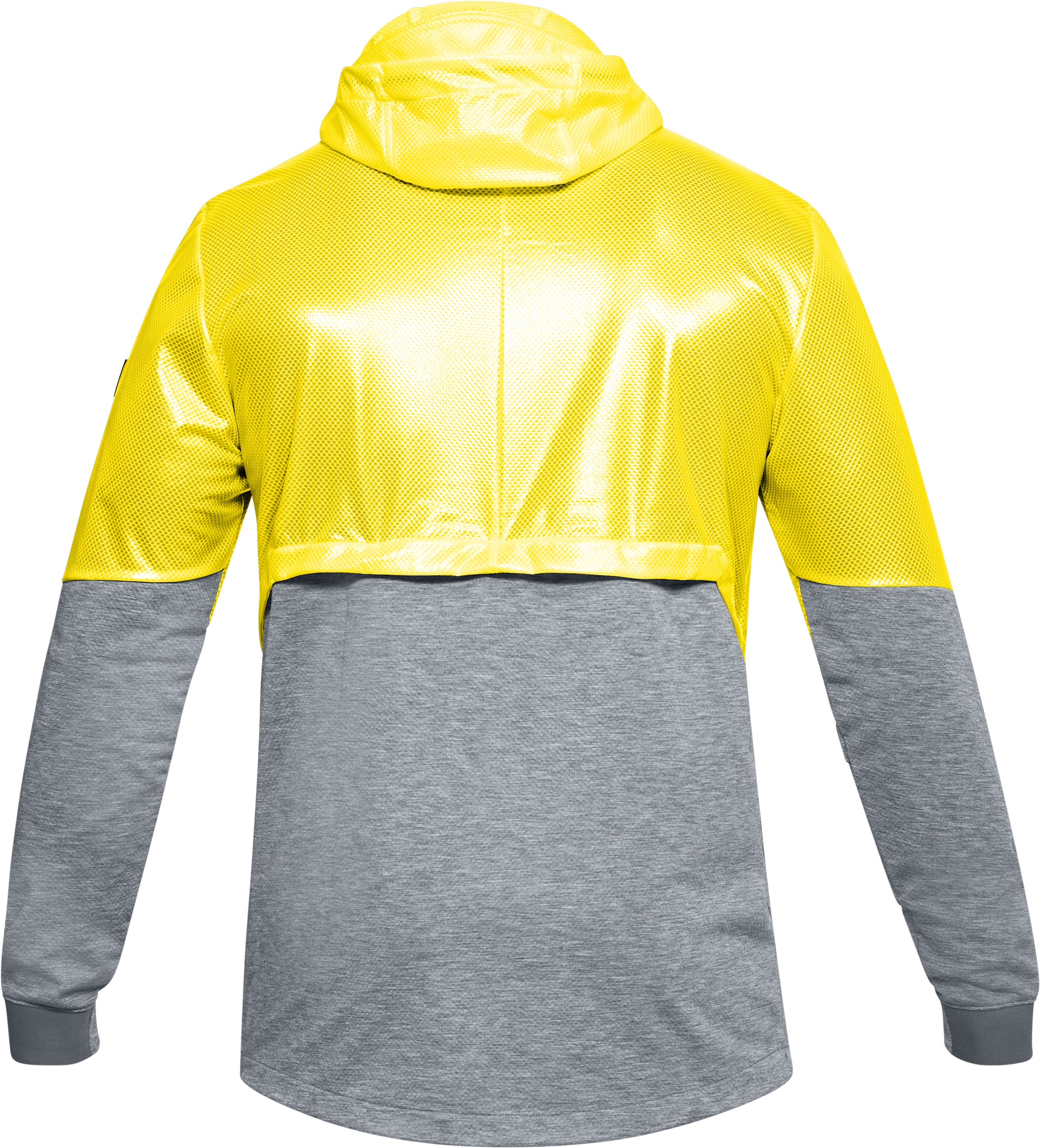 Men's UA Hybrid Windbreaker, Sunbleached,