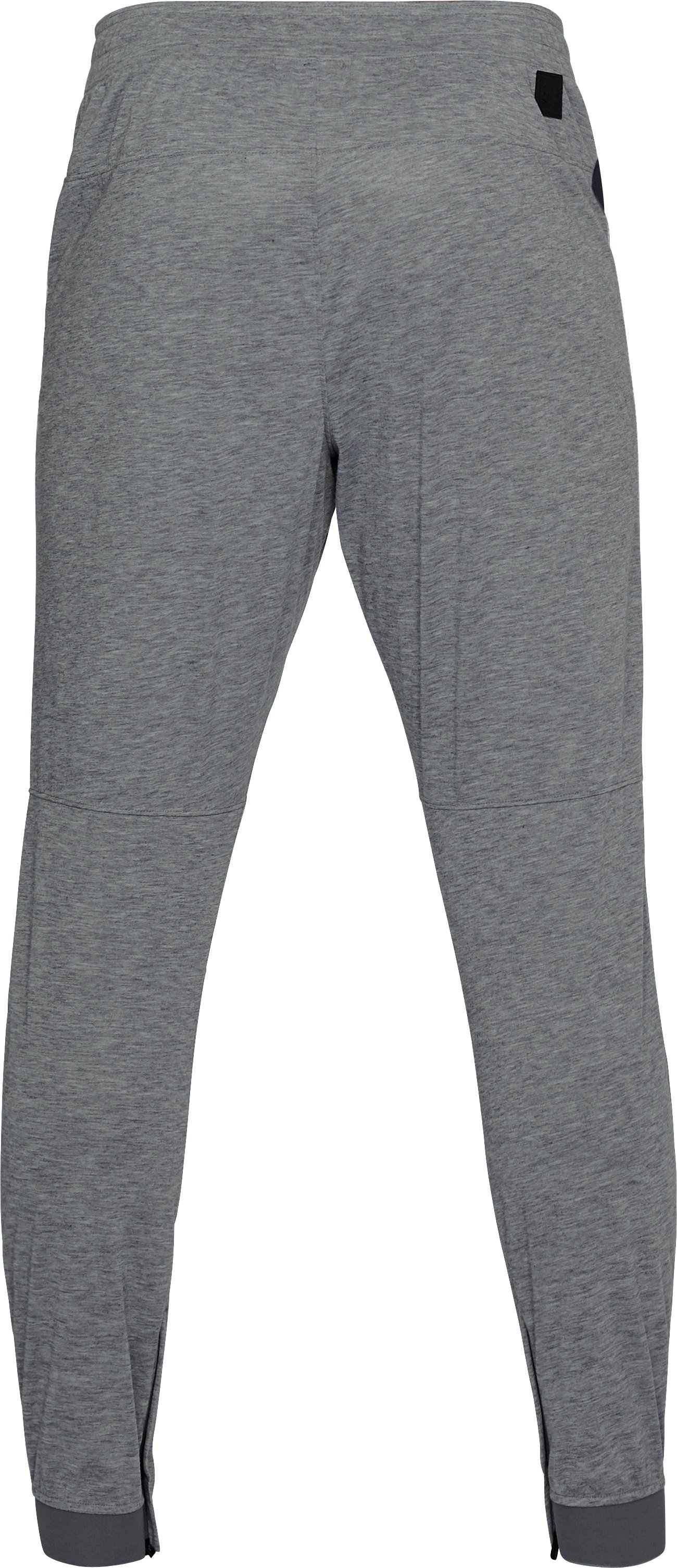 Men's UA Swacket Pants, STEEL FULL HEATHER, undefined