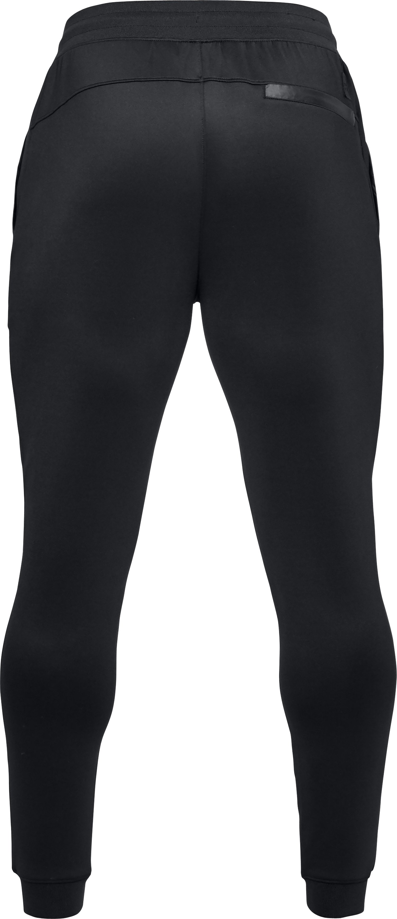 Men's UA Utility Knit Joggers, Black ,