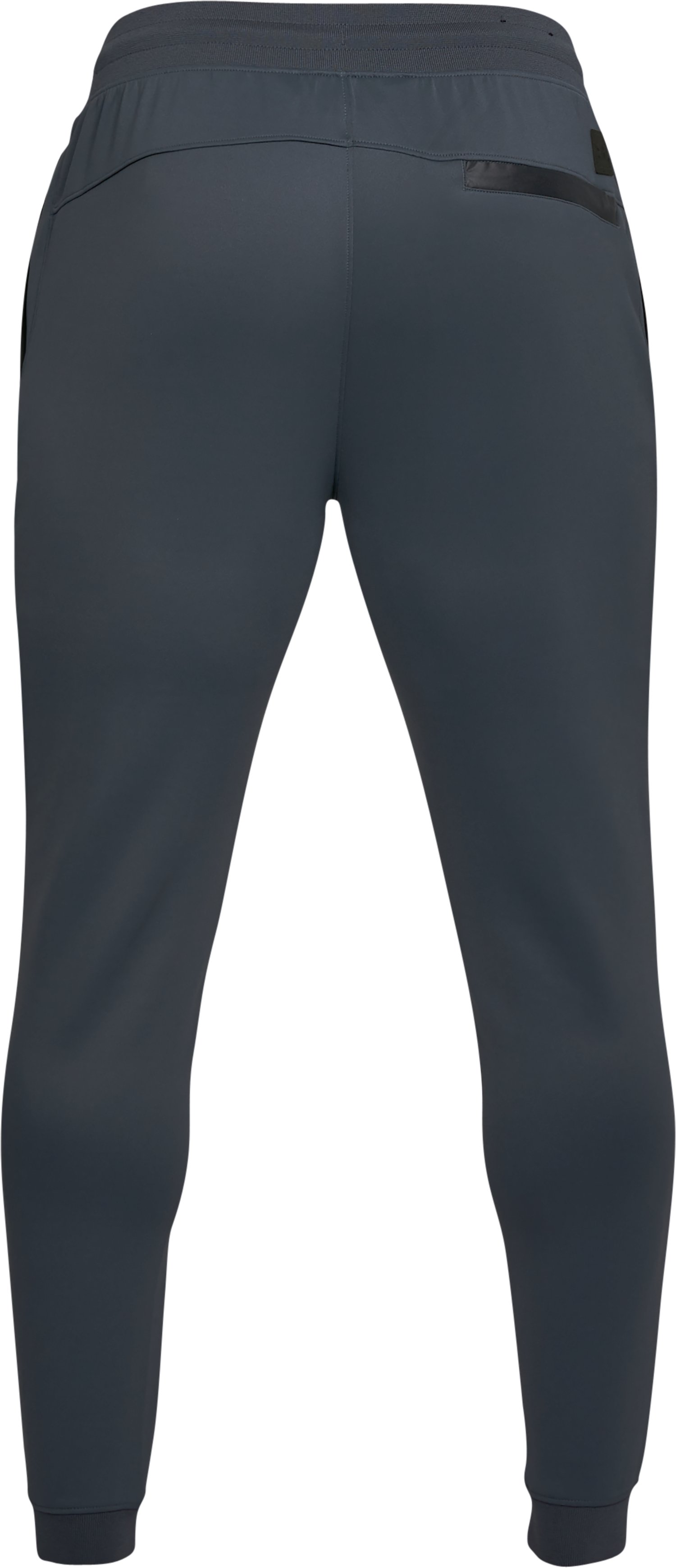 Men's UA Utility Knit Joggers, STEALTH GRAY,