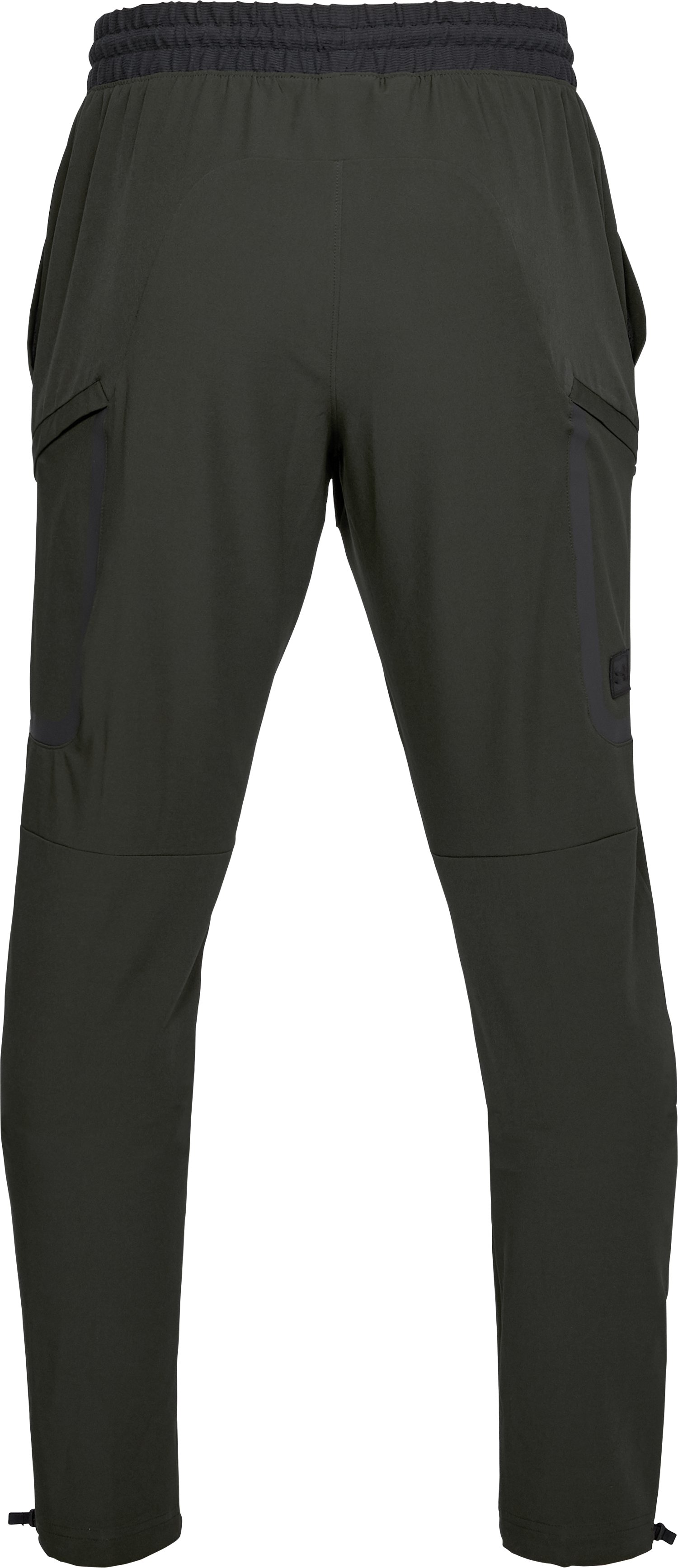 Men's UA Sportstyle Elite Cargo Pants, Artillery Green, undefined