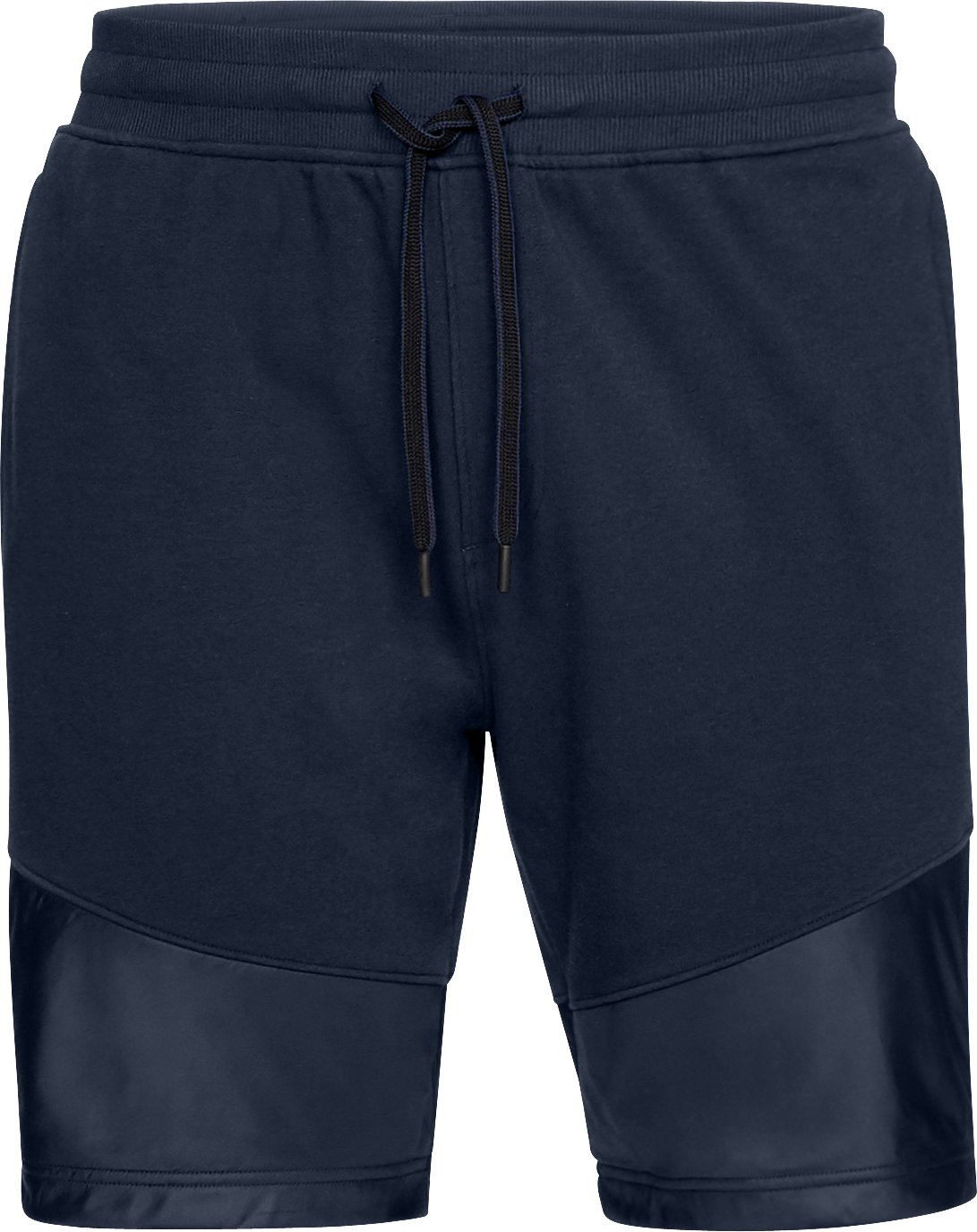 Men's UA Microthread Terry Shorts, Academy, undefined