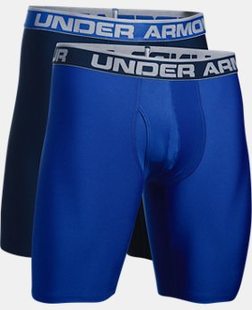"Men's UA Original Series 9"" Boxerjock® 2-Pack  1  Color Available $45"