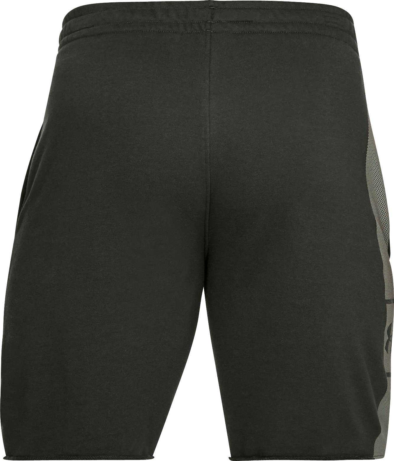 Men's UA EZ Knit Shorts, Artillery Green,