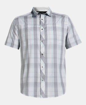9477597620 Gray Fishing Short Sleeve Shirts | Under Armour CA