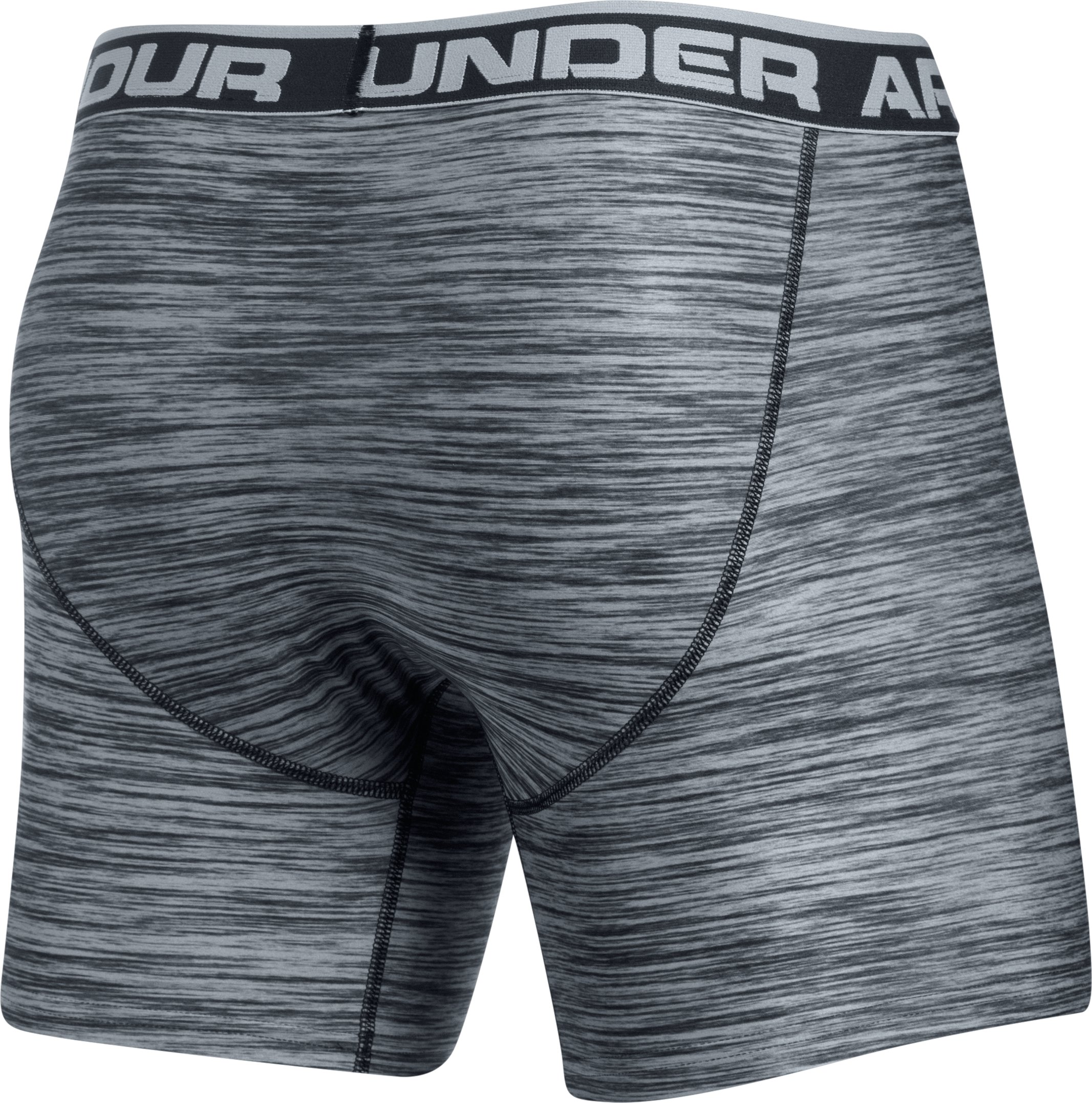 Men's UA Original Series Twist Boxerjock®, Steel