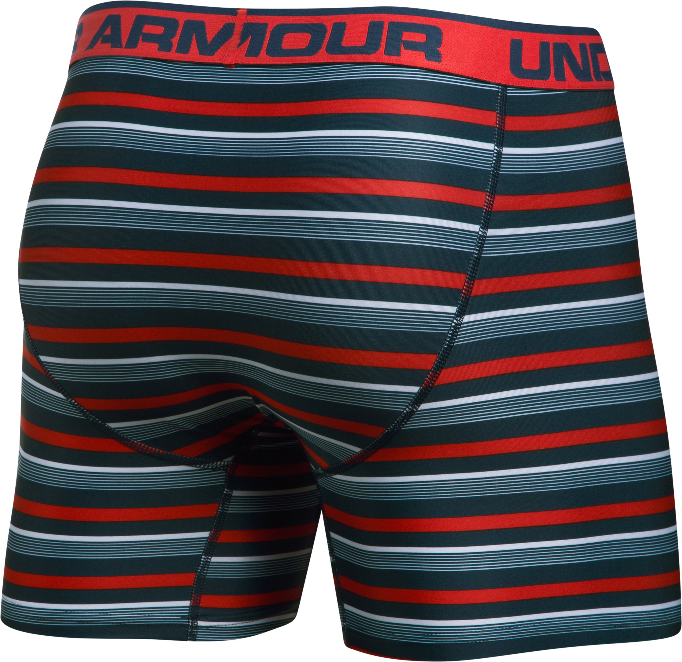 Men's UA Original Series Printed Boxerjock®, Academy, undefined