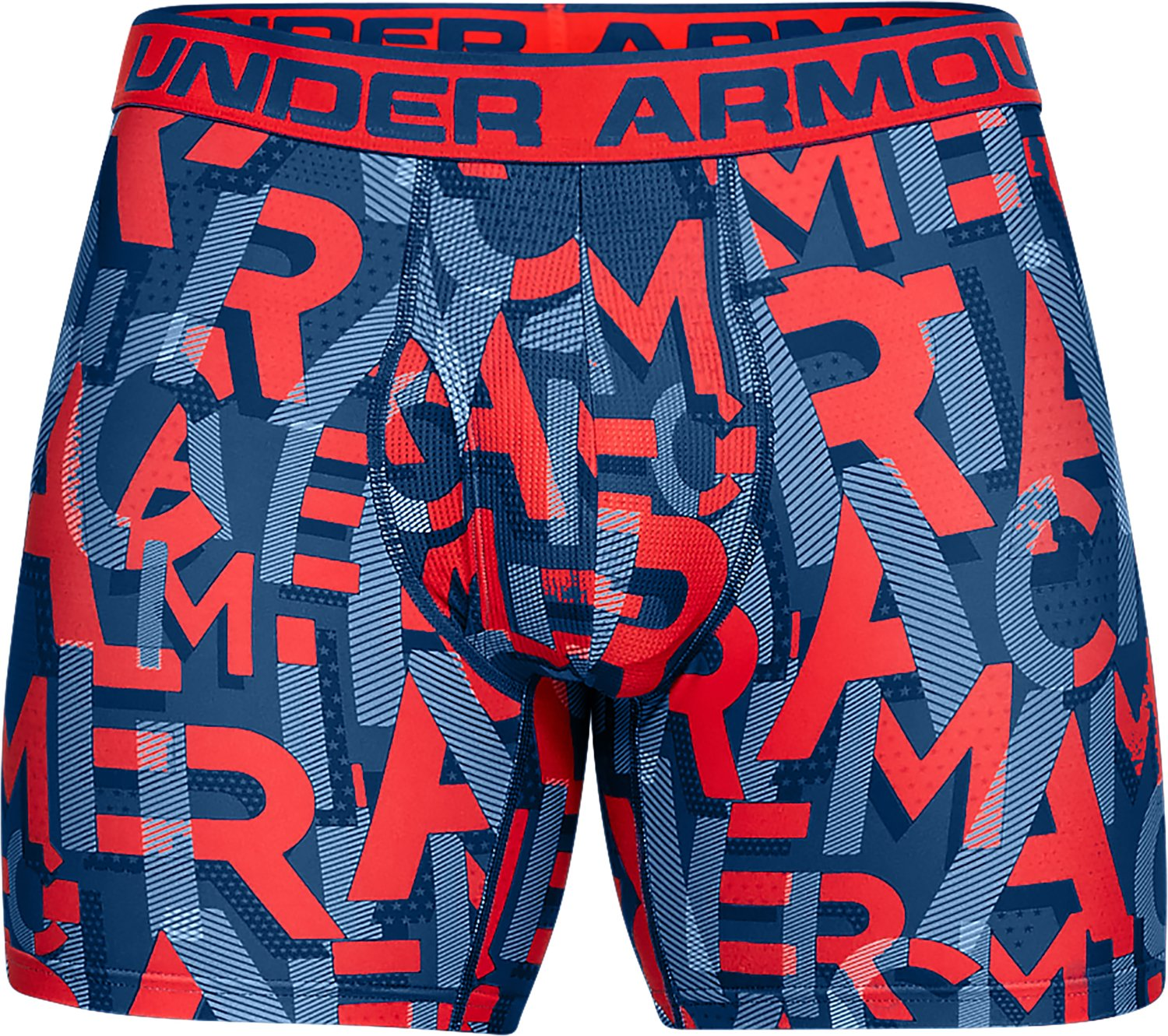 Men's UA Original Series Printed Boxerjock®, Evening,