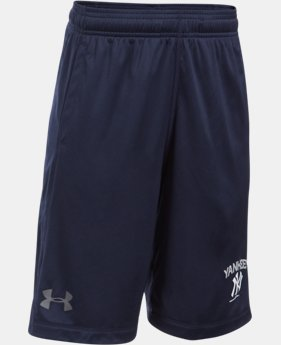 Boys' New York Yankees Training Shorts  1 Color $29.99