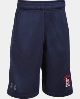 New to Outlet Boys' St. Louis Cardinals Training Shorts  1 Color $20.99
