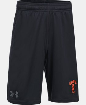 Boys' San Francisco Giants Training Shorts  1 Color $29.99