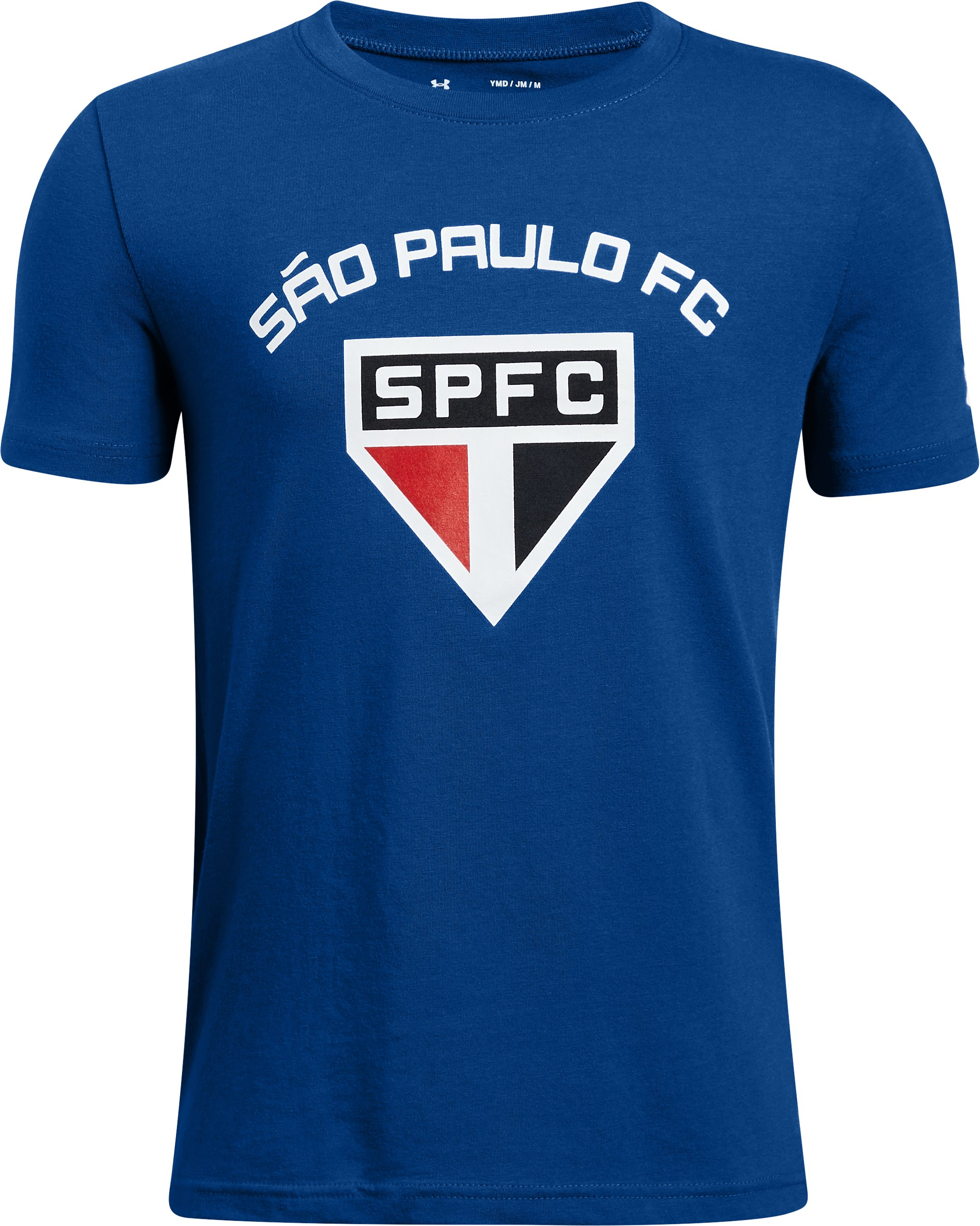 Kids' SPFC Commemorative T-Shirt, Royal, undefined