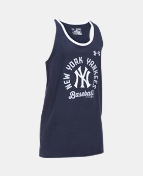 Girls  New York Yankees Ringer Tank LIMITED TIME  FREE U.S. SHIPPING  24.99 9132d93a51e