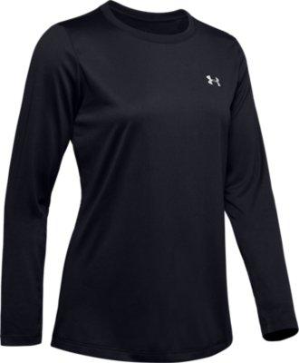 Under Armour Damen Tech Long Sleeve Hoody 2.0-Twist Langarmshirt