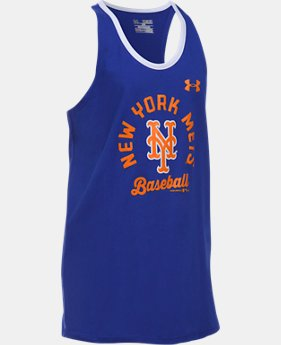 Girls' New York Mets Ringer Tank LIMITED TIME: FREE U.S. SHIPPING 1  Color Available $24.99