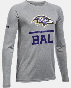 Boys' NFL Combine Authentic Team Lockup Long Sleeve LIMITED TIME: 25% OFF 1 Color $24.74