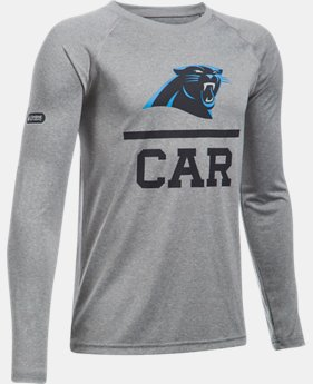 Boys' NFL Combine Authentic Team Lockup Long Sleeve  1 Color $33