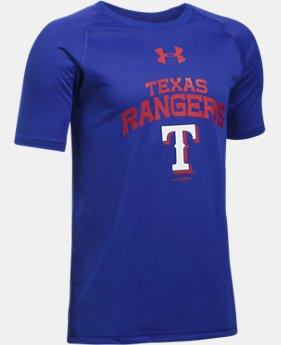Boys' Texas Rangers UA Tech™ T-Shirt  1 Color $24.99