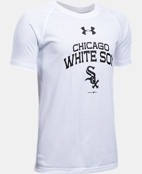 Boys' Chicago White Sox UA Tech™ T-Shirt  1 Color $18.99