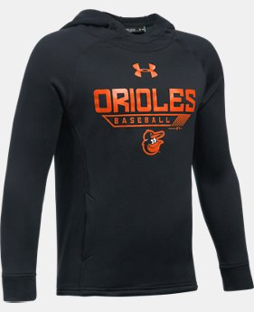 Boys' Baltimore Orioles UA Tech™ Hoodie  1 Color $49.99