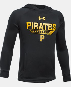 Boys' Pittsburgh Pirates UA Tech™ Hoodie  1 Color $49.99