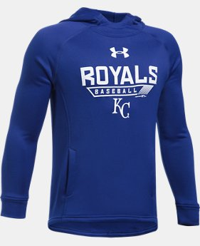 Boys' Kansas City Royals UA Tech™ Hoodie  1 Color $49.99