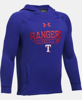Boys' Texas Rangers UA Tech™ Hoodie  1 Color $49.99