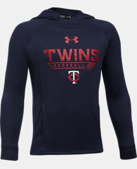 Boys' Minnesota Twins UA Tech™ Hoodie  1 Color $49.99