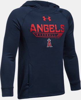 Boys' Los Angeles Angels UA Tech™ Hoodie  1 Color $49.99