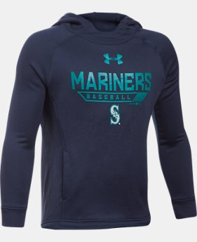 Boys' Seattle Mariners UA Tech™ Hoodie  1 Color $49.99