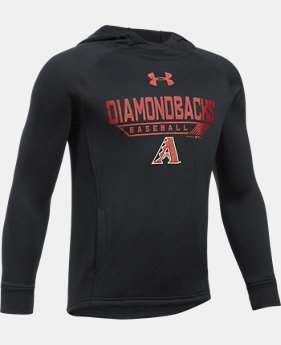 Boys' Arizona Diamondbacks UA Tech™ Hoodie  1 Color $34.99