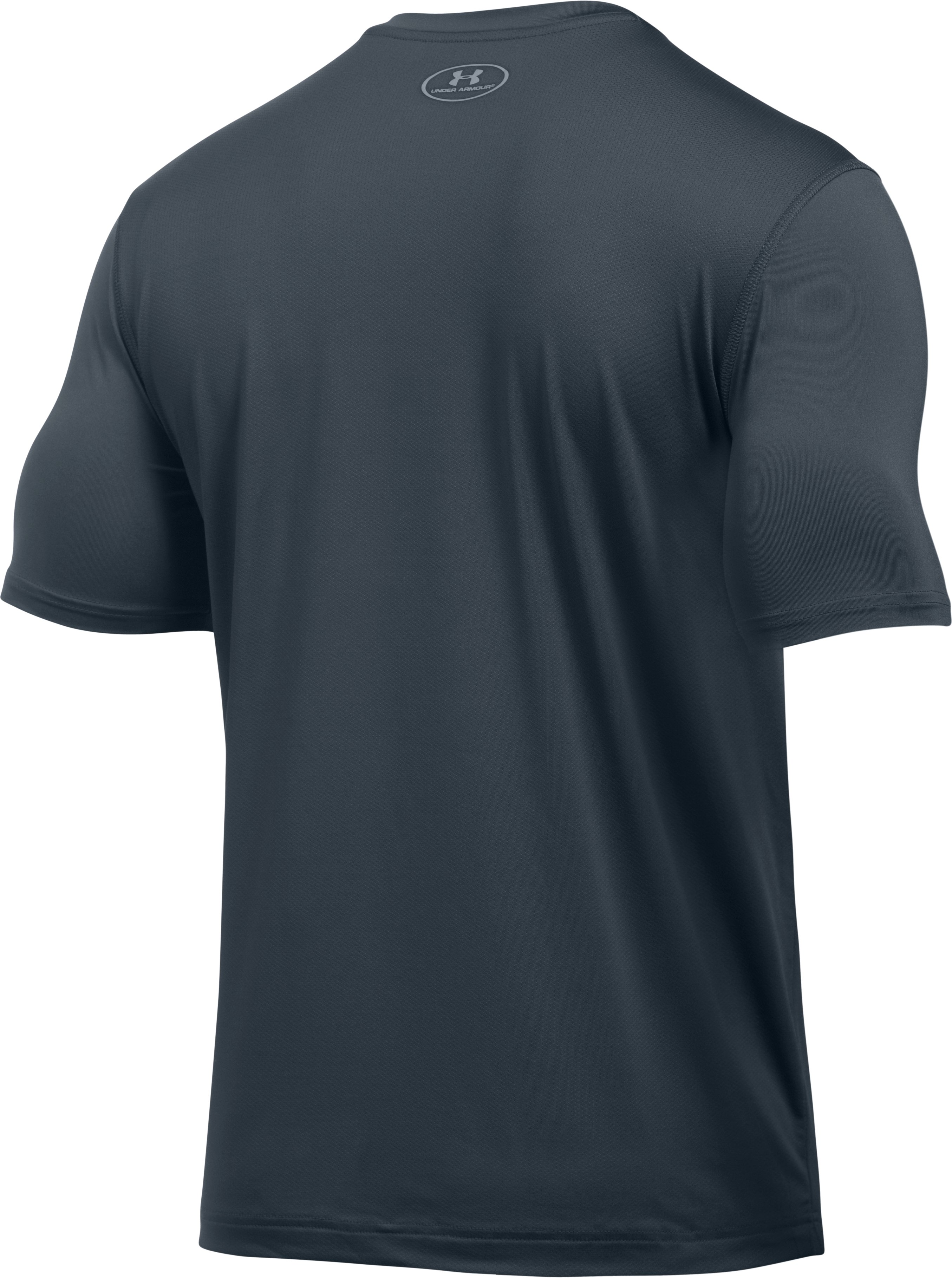 Men's Rays UA Raid T-Shirt, STEALTH GRAY, undefined
