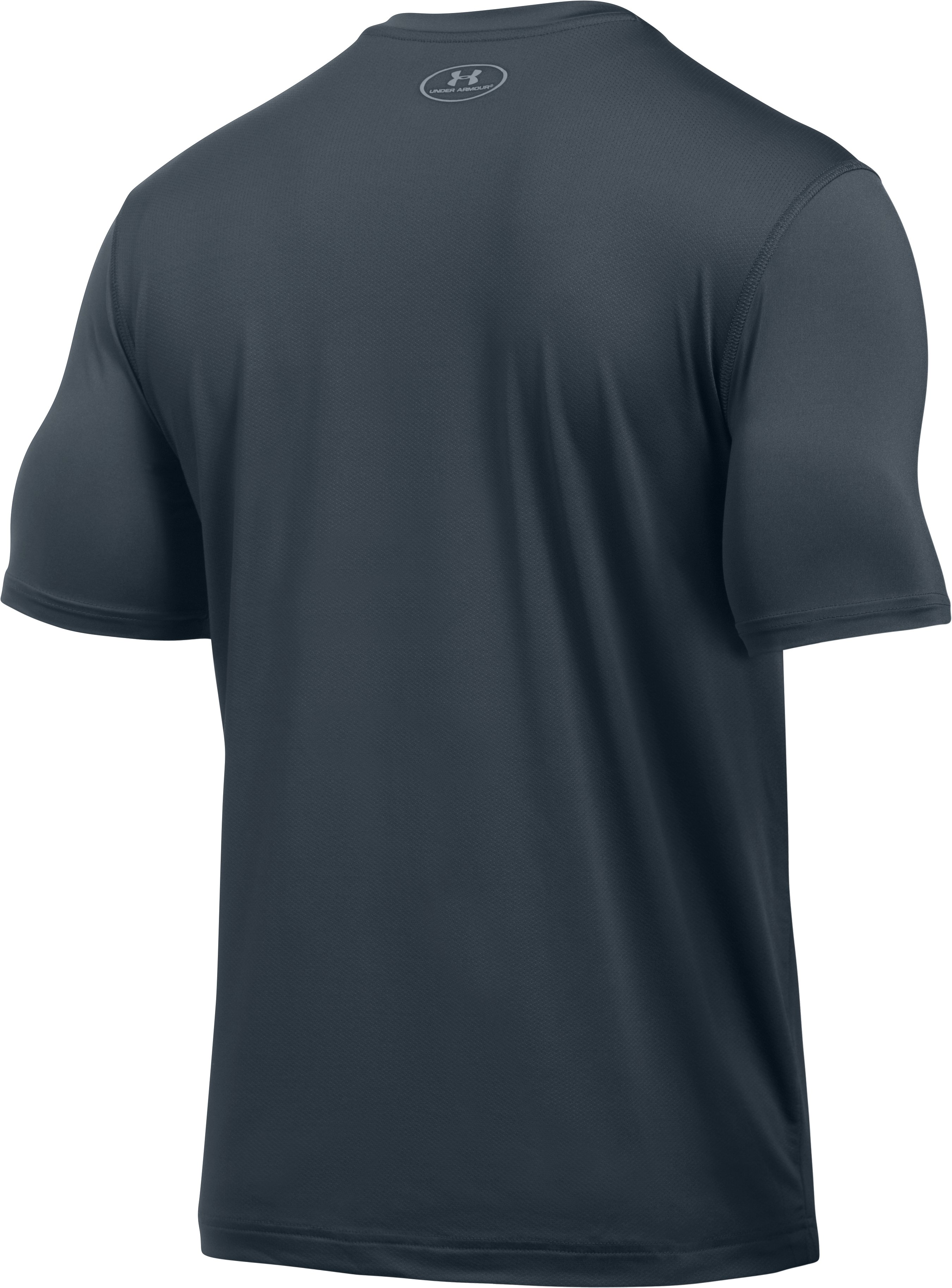 Men's San Diego Padres UA Raid T-Shirt, STEALTH GRAY,