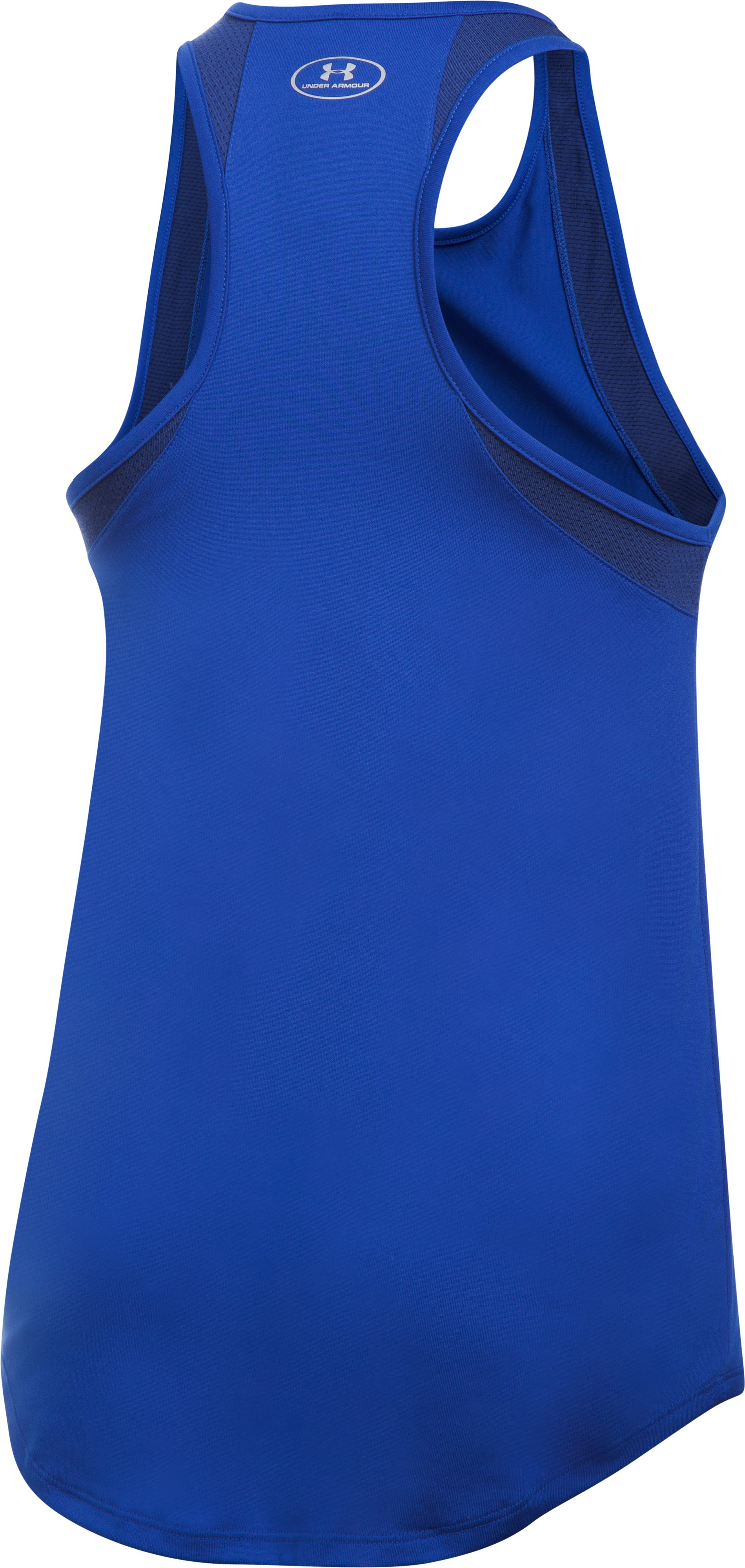 Women's Philadelphia Phillies UA Tech™ Mesh Tank, Royal, undefined