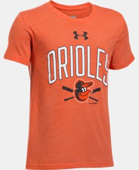 Boys' Baltimore Orioles Tri-Blend T-Shirt  1 Color $24.99