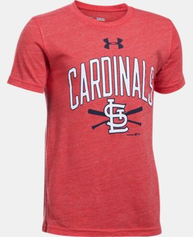 Boys' St. Louis Cardinals Tri-Blend T-Shirt  1 Color $29.99