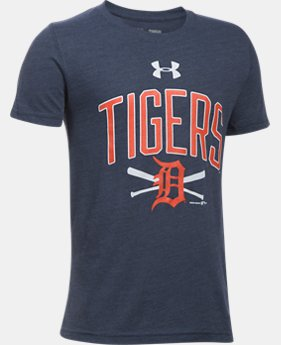 Boys' Detroit Tigers Tri-Blend T-Shirt  1 Color $24.99