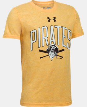 Boys' Pittsburgh Pirates Tri-Blend T-Shirt  1  Color $24.99