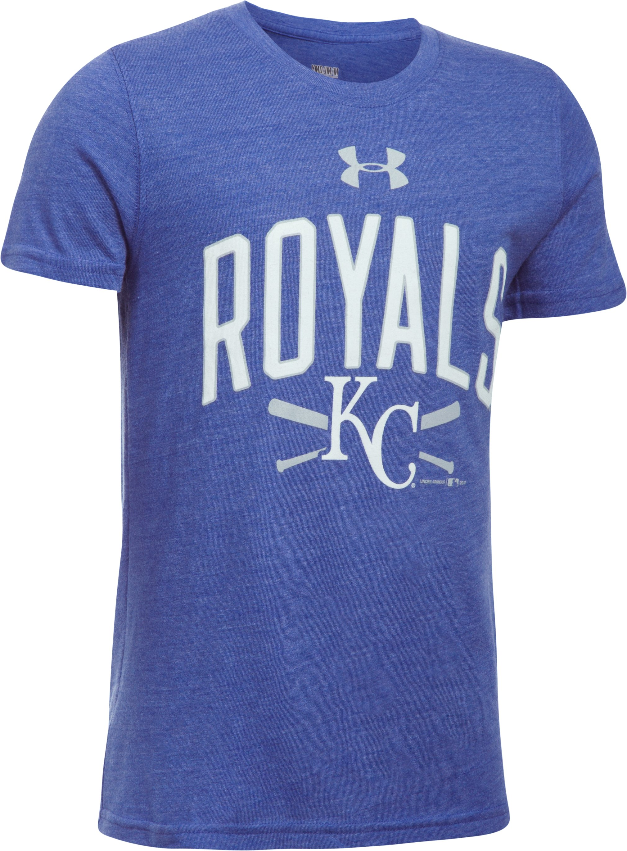 Boys' Kansas City Royals Tri-Blend T-Shirt 1 Color $18.74