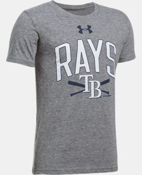 Boys' Tampa Bay Rays Tri-Blend T-Shirt  1 Color $17.99