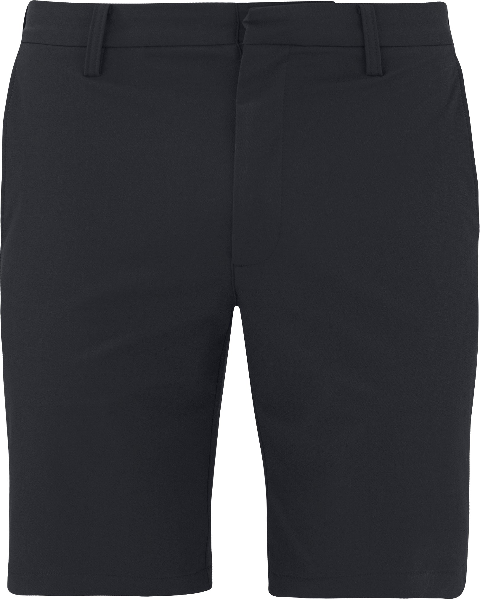Men's UAS Fieldhouse Crepe Shorts, Black , undefined
