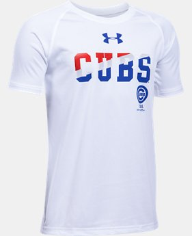 New to Outlet Boys' Chicago Cubs 4th Of July T-Shirt  1 Color $17.99