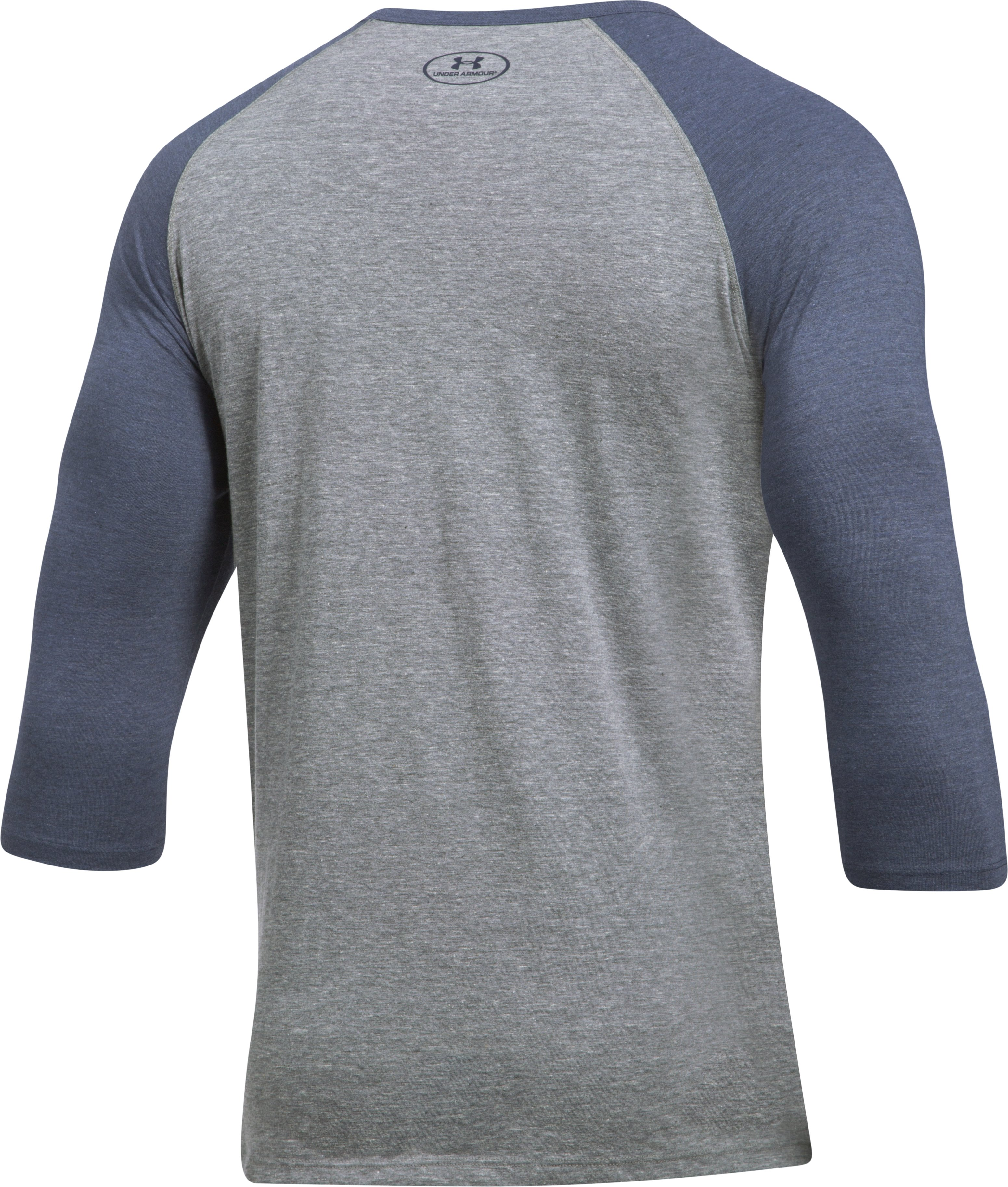 Men's Bay Rays ¾ Sleeve T-Shirt, Midnight Navy,